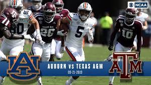 Auburn Vs Texas A M Recap No 8 Tigers Utilize Strong Defense To Remain Unbeaten Cbs Sports