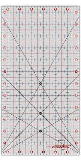 65 best Quilting - rulers images on Pinterest | Quilting rulers ... & The Cutting EDGE Quilting Ruler Adamdwight.com