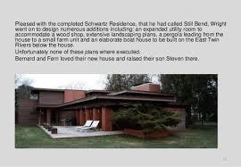 Bernard schwartz house