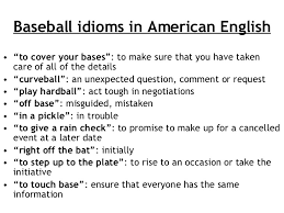 baseball explained baseball