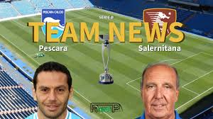 Serie B News: Pescara vs Salernitana Confirmed Line-ups