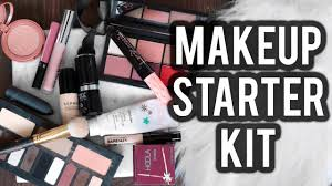 the ultimate high end starter makeup kit perfect for beginners jamie paige you