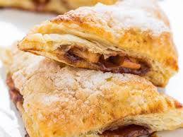 easy apple turnover recipe with puff
