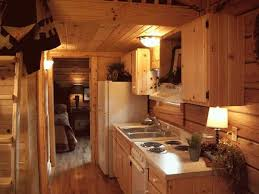 Small Picture 400 Sq Ft Oak Log Cabin on Wheels