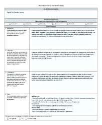 Soap Note Template Awesome Sample Soap Note For Asthma Group Progress Template Form Images Of