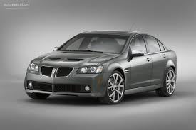 PONTIAC G8 specs - 2007, 2008, 2009 - autoevolution