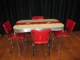image result for 1950 kitchen table
