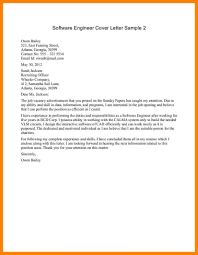 Electrical Engineering Cover Letter Examples Cover Letter Sample ...