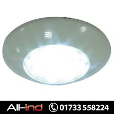 Led Lamp Round 12 Leds 24w 10 28v Dc