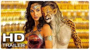 WONDER WOMAN 1984 Cheetah Trailer (NEW 2020) Wonder Woman 2, Gal Gadot  Superhero Movie HD - YouTube