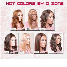 Lace Front Color Chart Pin On A Plus Ozone Lace Wigs