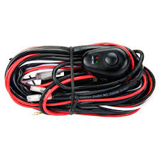 led hid high beam wiring loom harness driving light bar 12v 40a led hid high beam wiring loom harness driving light bar 12v 40a relay switch kit does not apply