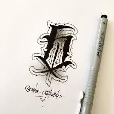 Pin Di Luca Moroni Su Lettering Calligrafia E Disegni