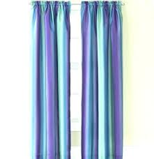 ruffle shower curtain purple curtains blue and ombre turquoise blackout