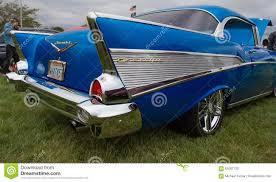 Chevy Bel Air 1957 Editorial Stock Photo - Image: 61697733