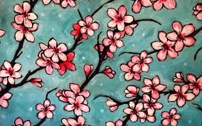 Flower Drawing Wallpapers - Wallpaper Cave