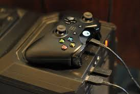 xbox one controller connected to pc