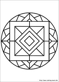 Mandala Coloring Pages Easy Easy Mandala Coloring Pages Easy Mandala