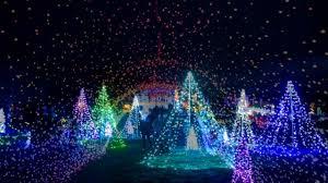 Botanical Gardens Christmas Lights 2018 Night Lights 2018 At Tower Hill Botanic Garden