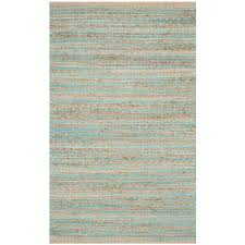 safavieh cape cod aqua 3 ft x 5 ft area rug
