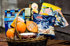 blue moon orange basket