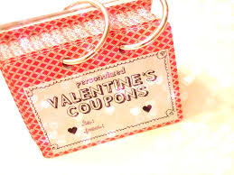 valentine s day last minute gift ideas coupon book valentine s day last minute gift ideas coupon book