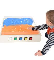 Educational Play Light Table Light Table With Sand Table Top
