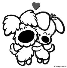 Puppy Coloring Page 1000 Images About Dog Pic On Pinterest Coloring