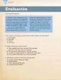 Paco el chato español sexto grado. Evaluacion Ayuda Para Tu Tarea De Espanol Sep Primaria Sexto Respuestas Y Explicaciones