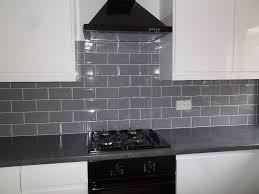 grey kitchen tiles decoration popular 86