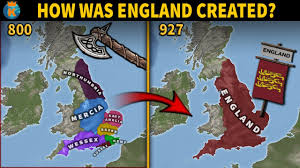 How was England formed? - YouTube