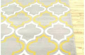 s yellow and gray rug turquoise