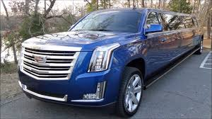 2018 cadillac limo.  cadillac brand new blue stretch cadillac escalade five star limo to 2018 cadillac limo