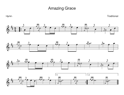 Bagpipe Finger Chart Amazing Grace Learn Amazing Grace On The Bagpipes For Free Bagpipe Lesson