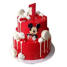 mickey mouse cake 15