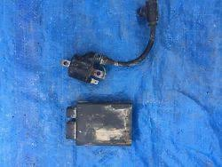 cr 125 coil online 1999 99 honda cr125 cr 125 cdi box coil electronics ignition wiring denso