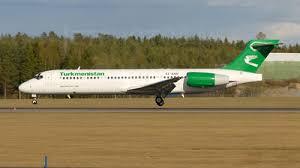 Resultado de imagen para Turkmenistan air 717