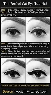 how to make cat eyes makeup we make you beautiful