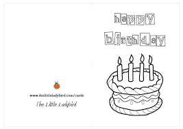 Small Picture Free Greeting Cards Coloring Pages TheLittleLadybirdcom