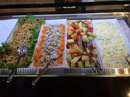 rodizio grill very wide selection of salads