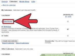 How To Sync Google Calendar With Outlook Wikihow