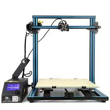 creality 3d cr 10 customized 500 500 500 printing size diy 3d printer kit 1 75mm 0 4mm nozzle with