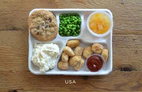 round school lunch table. Photo Credit: Sweetgreen Round School Lunch Table S