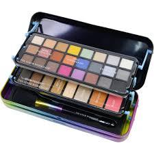 the color work o beautiful makeup 35 pc kit