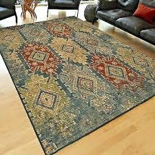 blue 8x10 area rugs rugs area rugs carpet area rug floor big modern large living room
