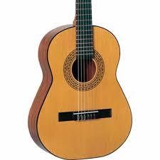 yamaha 3 4 guitar. admira infante three quarter size classical guitar - natural body yamaha 3 4 n