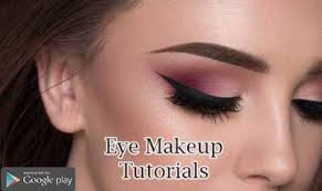 eye makeup tutorials app conns videos of step by step instructions for eye makeup you can watch deled instructions of eye makeup
