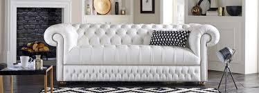 are leather sofas durable belgravia 3 seater sofa in vogue brilliant white