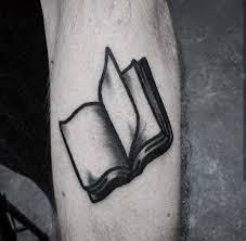 old tattoo book