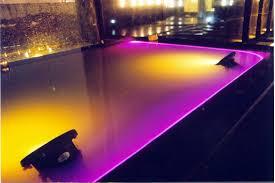 for swimming pool lighting